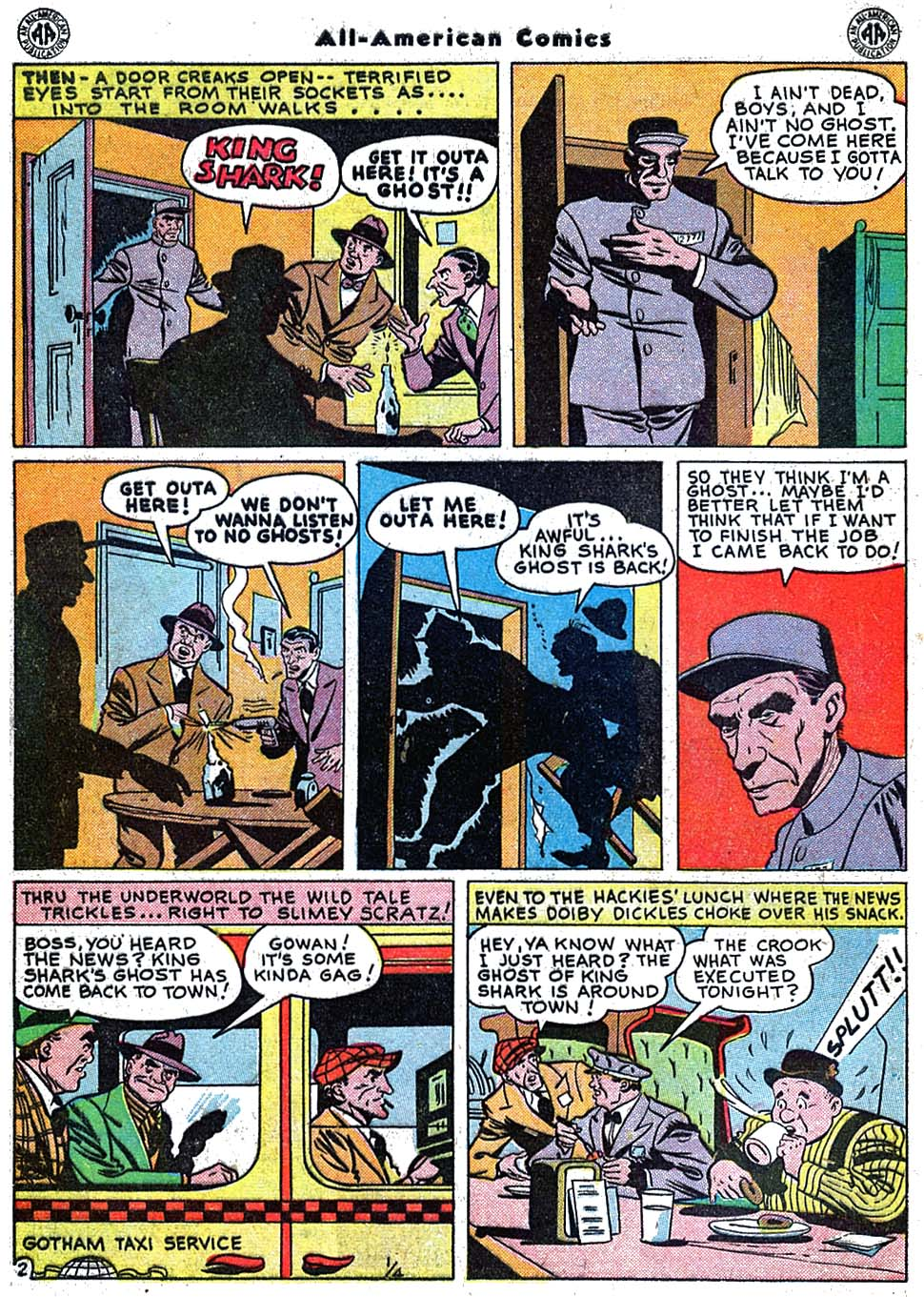 Read online All-American Comics (1939) comic -  Issue #67 - 4