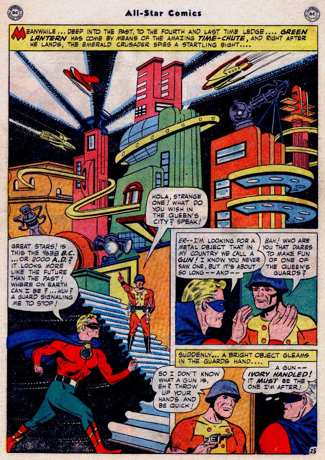 Read online All-Star Comics comic -  Issue #53 - 29