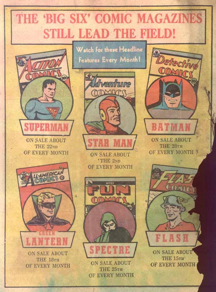 Read online All-American Comics (1939) comic -  Issue #27 - 66