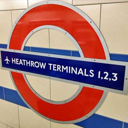 Heathrow Terminals 1 2 3