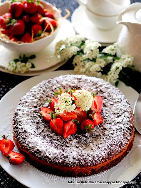 najlepszy sernik królewski , sernik waniliowy z ciastem kakaowym , serniki , serniczek , ciasto kakaowe , moje wypieki , domowe wypieki , ciasta domowe , jak zrobić pyszny sernik królewski