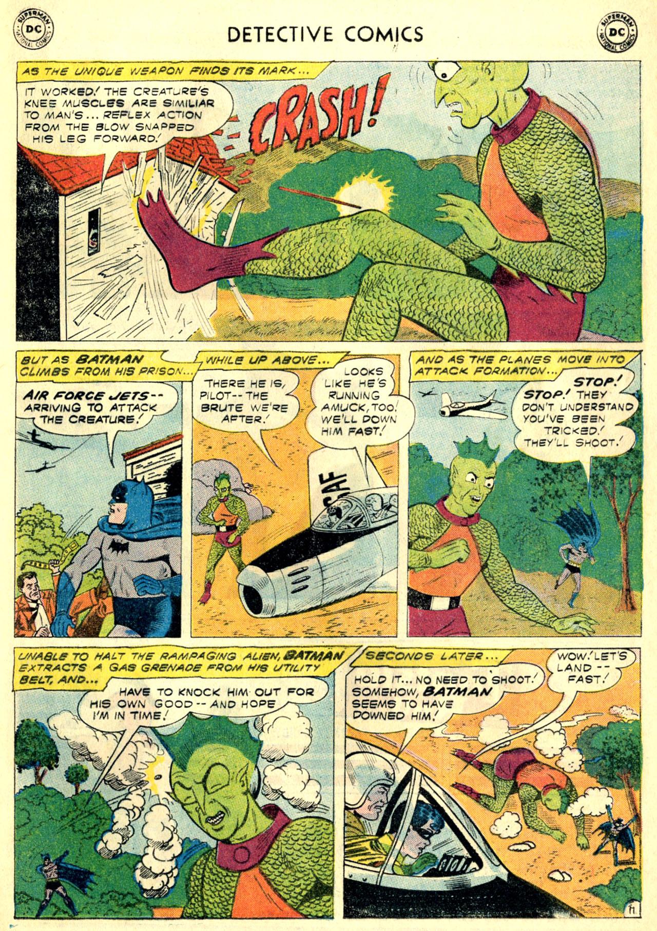 Read online Detective Comics (1937) comic -  Issue #270 - 13