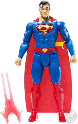 Toy Fair 2019 Mattel DC Comics Kryptonian Power Superman Action Figure
