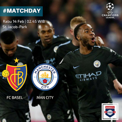 Basel vs Man City