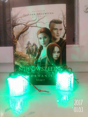 [Book Tour]: Niepowszedni - Justyna Drzewicka