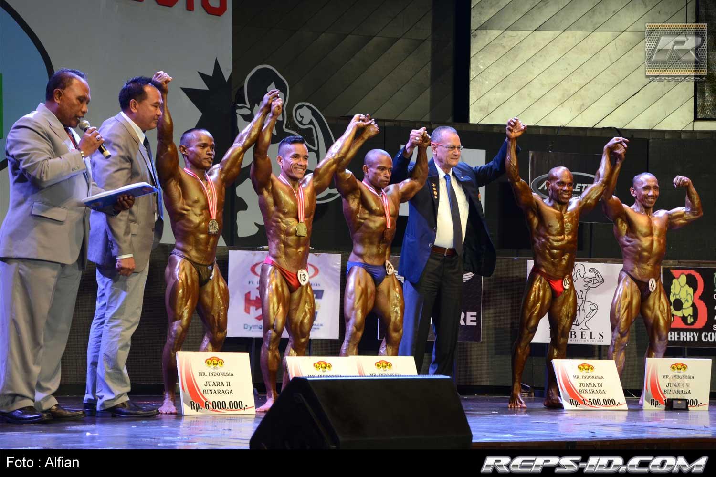 Daftar Pemenang Mr. Indonesia 2018 Ajang Prestasi Pemersatu Atlet Binaraga Dan Fitnes Tanah Air