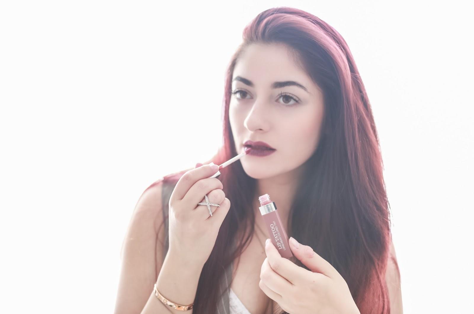 dior addict lip tattoo venus is naive