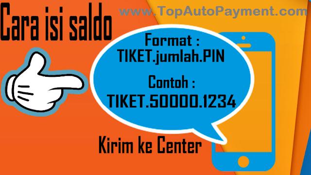 Cara Deposit Saldo di Top Auto Payment