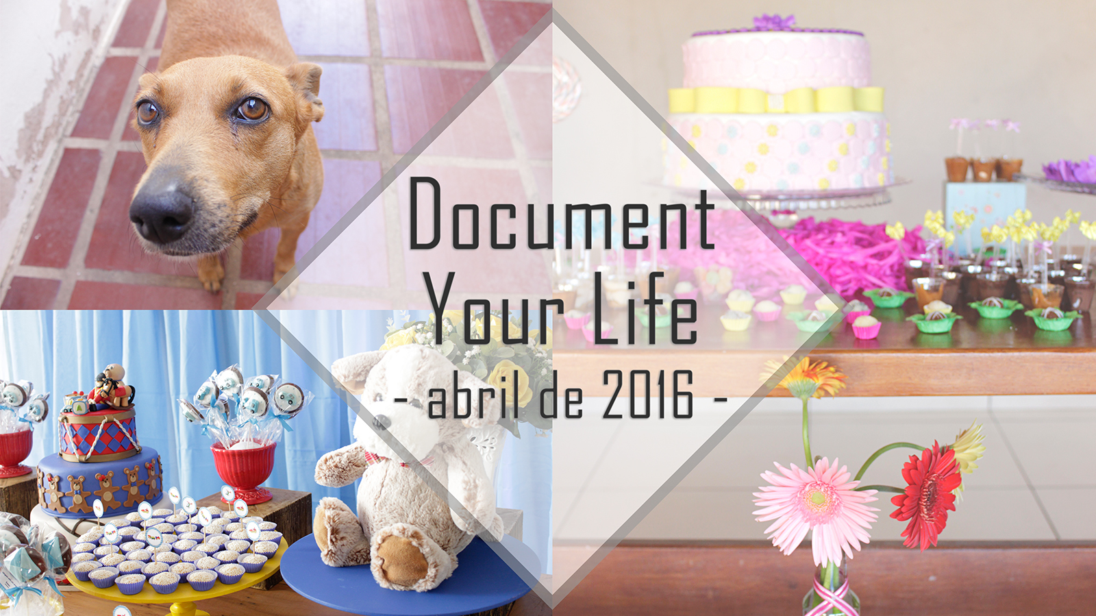 Document Your Life - Abril/16