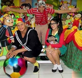 Pátio Alcântara promove o clássico infantil 'Chaves'