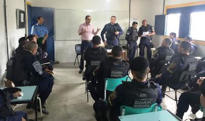 Guarda Municipal de Natal (RN) realiza operação saturação nos bairros de Guarapes e Felipe Camarão
