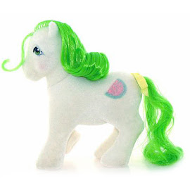 My Little Pony Scrumptious Year Four So Soft Ponies G1 Pony