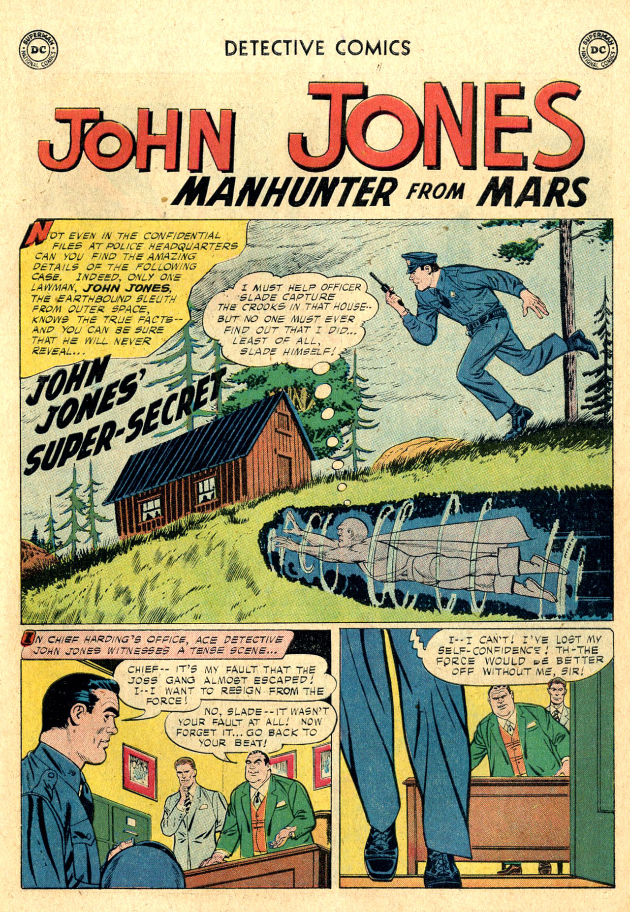 Read online Detective Comics (1937) comic -  Issue #260 - 27