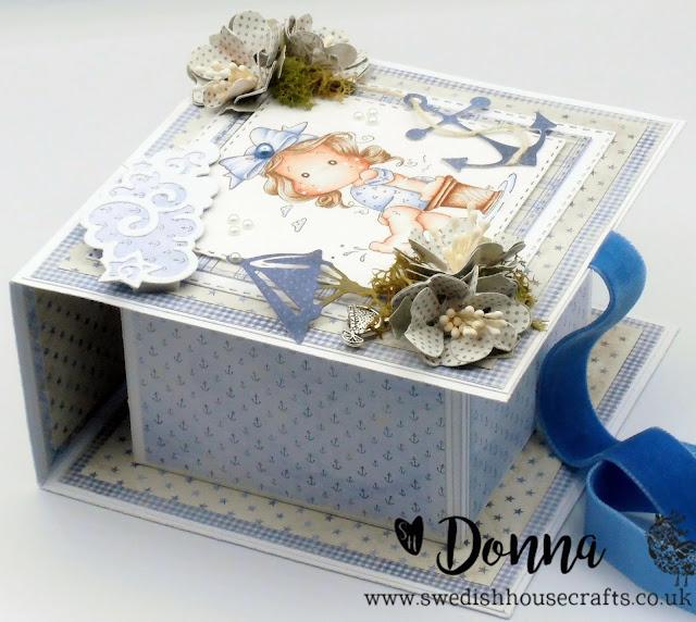 Sunbathe Tilda Gift Box | By Donna