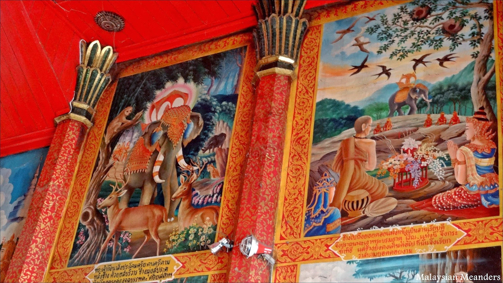 Wat Phra That, Doi Suthep, white elephant, temple, Chiang Mai