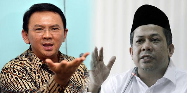 Sama-Sama Tokoh Independen di Indonesia, Ahok & Fahri Hamzah