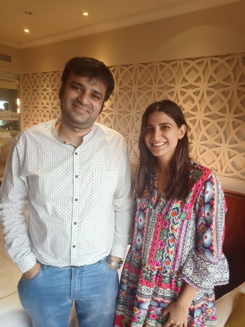 A rendezvous with Lipstick Under My Burkha actress Aahana Kumra