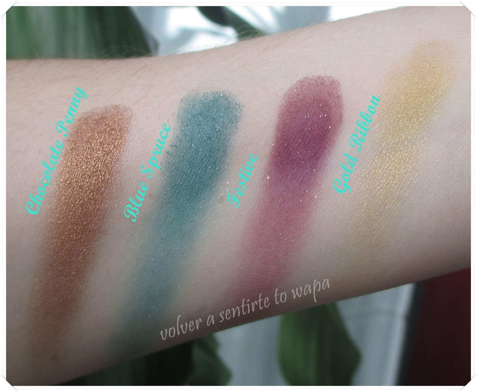 SPARKLE 2 de SLEEK - Review & Swatches