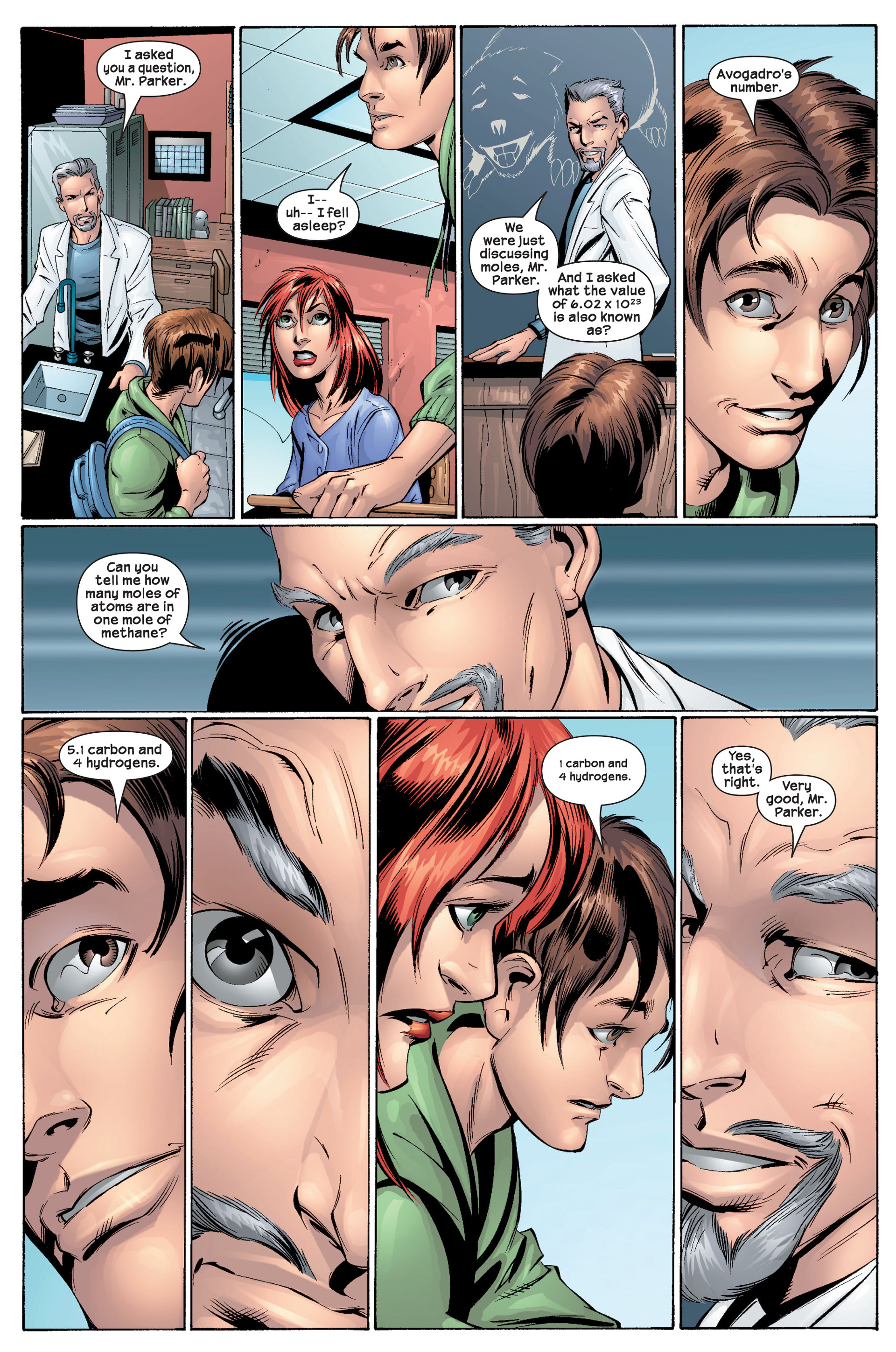 Read online Ultimate Spider-Man (2000) comic -  Issue #22 - 11