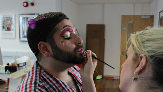 Drag Make-up Pixiwoo course