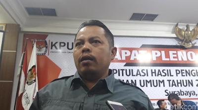 Kabar Berita Terbaru Hari Ini Rekapitulasi KPU Jatim: Jokowi-Ma'ruf 65,7% Prabowo-Sandi 34,3%