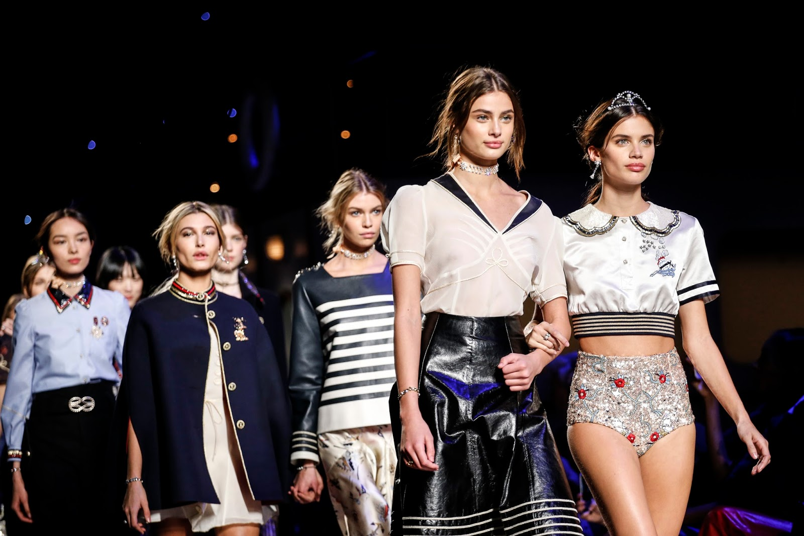 NEW YORK FASHION WEEK FALL/WINTER 2016: Best Of The Runway (part 4)