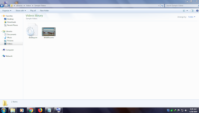 Merubah Perbatasan Thumbnail Preview di Windows