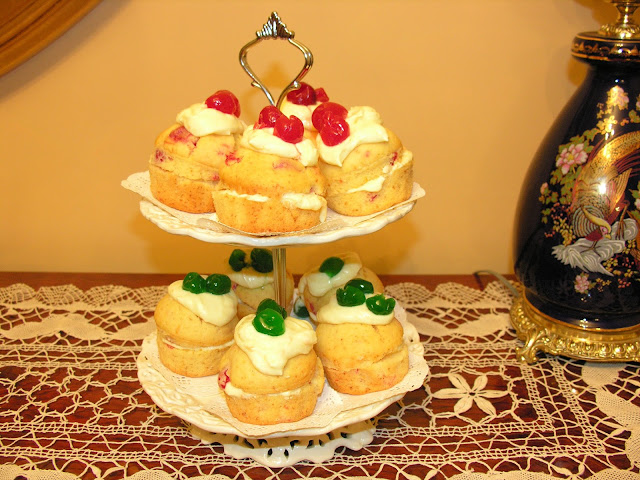 muffinler, minik kekler, sahra