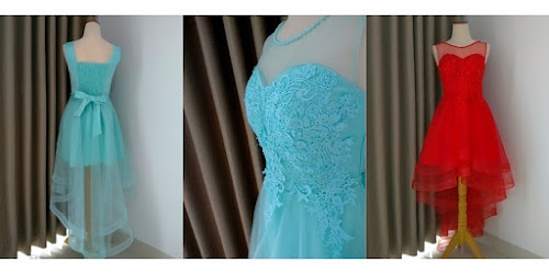 SEWA MURAH DRESS PREWED