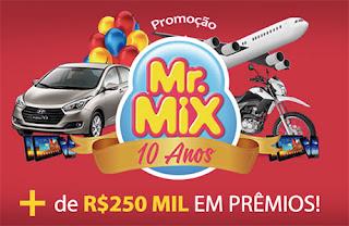 Participar promoção Mir. Mix 2016 10 Anos