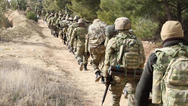 """Turquía dice que su operación en Siria es contra los """"terroristas"""""""