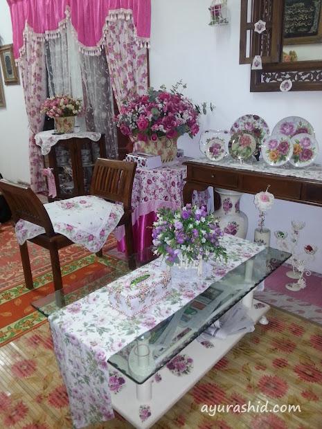 Hiasan Dalaman Ruang Tamu Ala Inggeris Desain Rumah