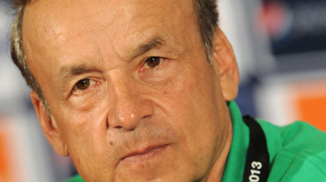 Gernot Rohr; My Strategy Against South Africa for 2019 AFCON Qualifiers