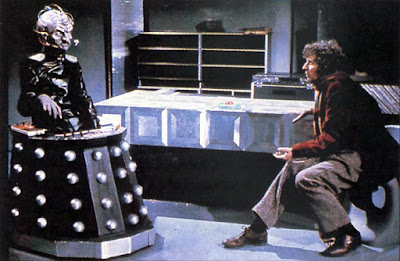 Dr Who and Davros