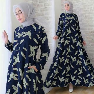 contoh baju muslim modern