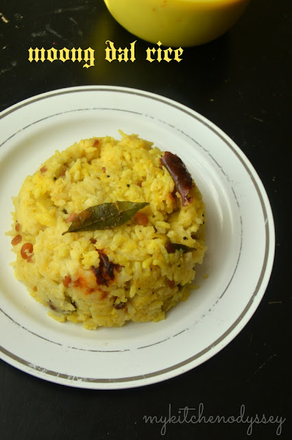 moong dal rice1