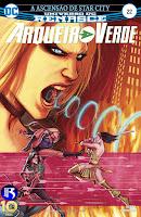 DC Renascimento: Arqueiro Verde #22