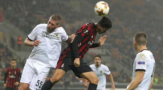 Video AC Milan - Lazio: Tinh thần quả cảm, săn vé vào chung kết