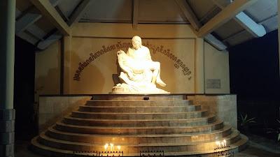 Perjalanan Rohani Gua Maria Salib Suci, Gunung Sempu