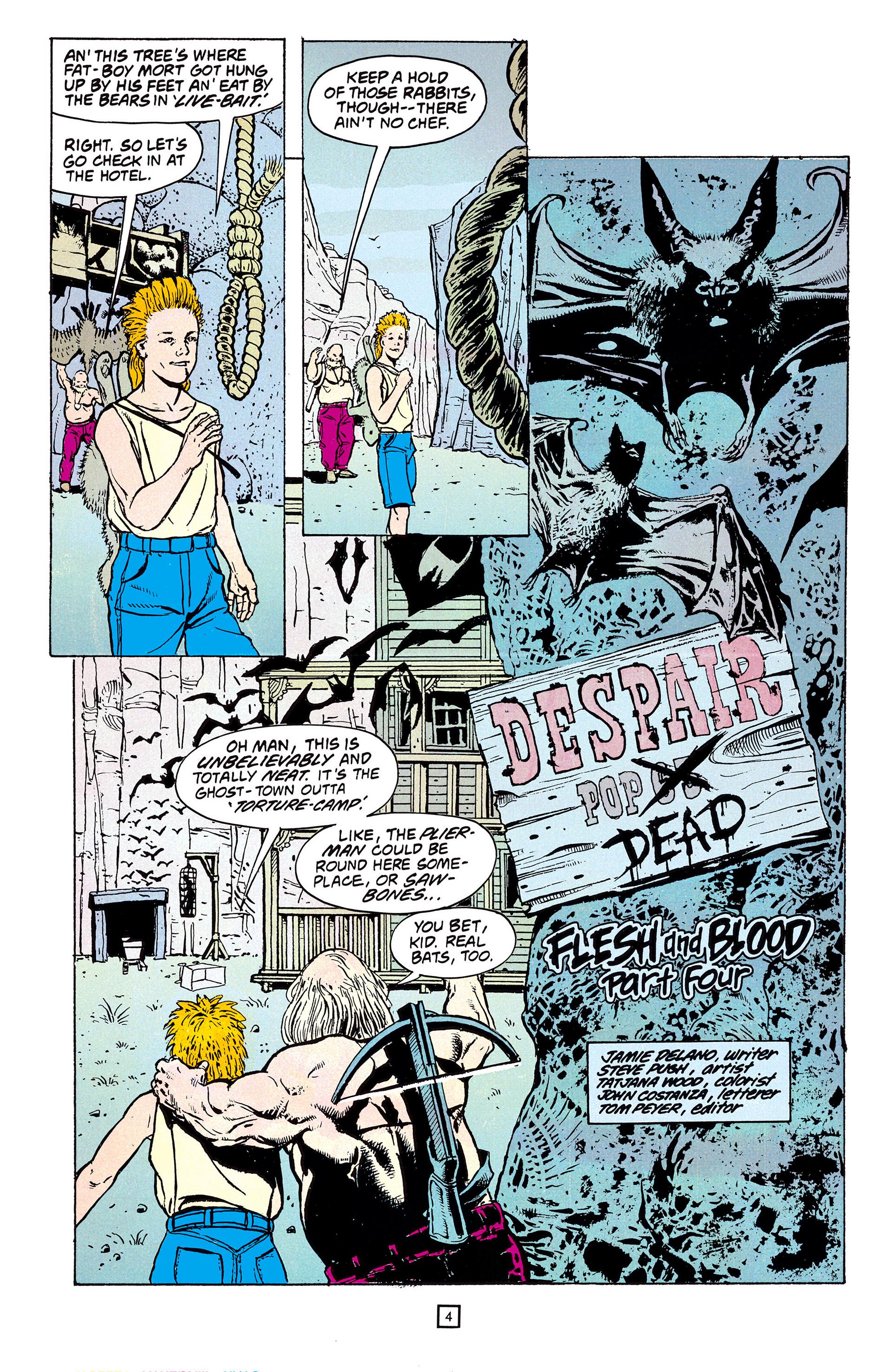 Read online Animal Man (1988) comic -  Issue #54 - 5