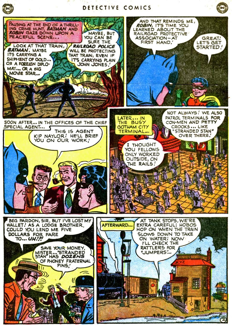 Read online Detective Comics (1937) comic -  Issue #162 - 4