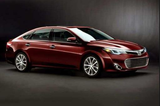 2018 Toyota Avalon New Reviews and Rating and Price and Release