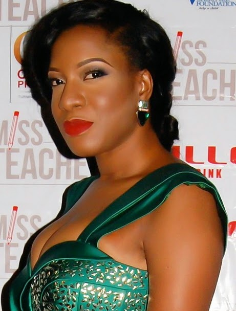 chika ike boobs