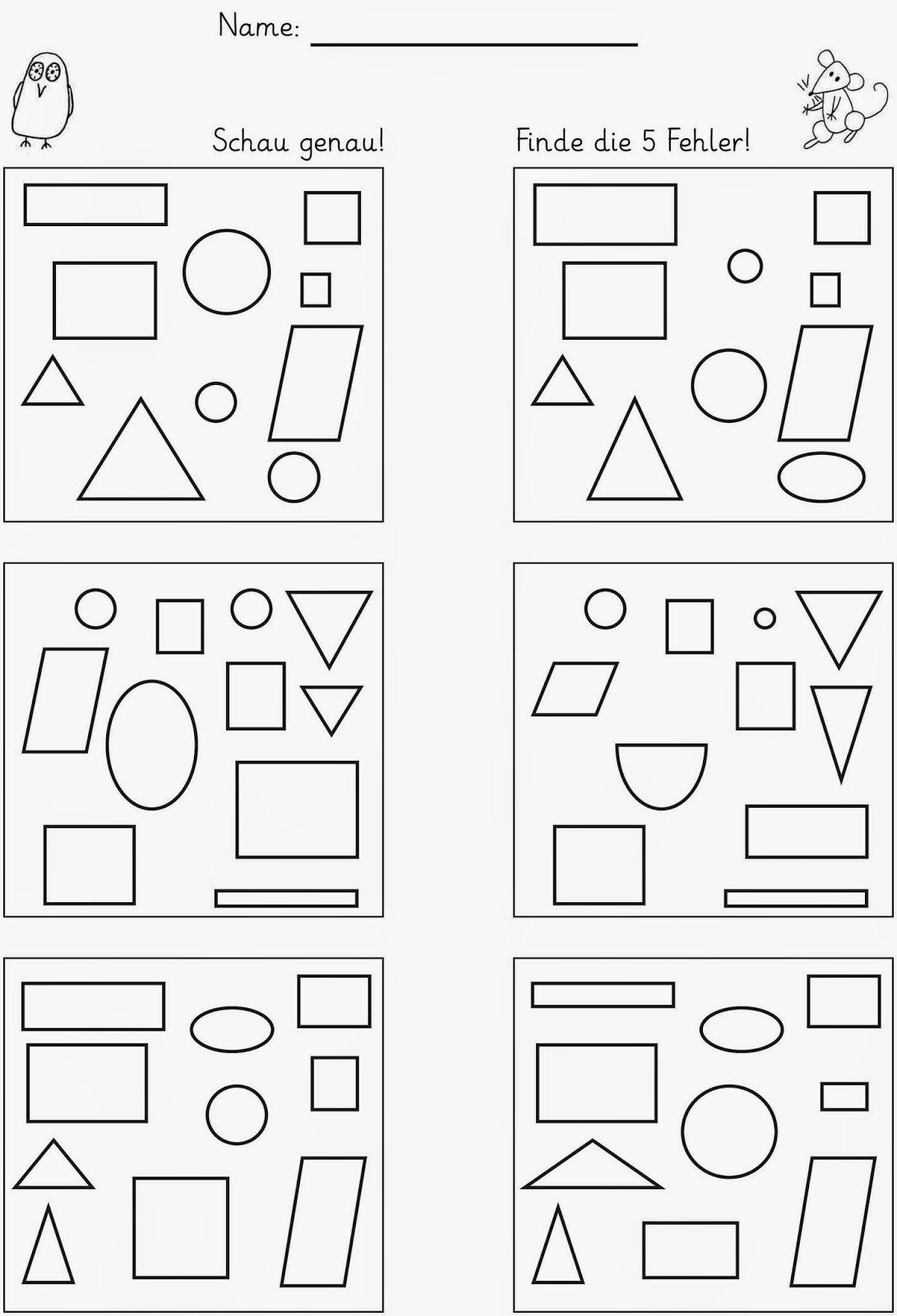 lernst bchen unterschiede finden. Black Bedroom Furniture Sets. Home Design Ideas