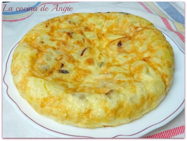 Tortilla De Patatas Horneadas (olla Gm)