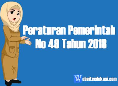 pp no 49 tahun 2019