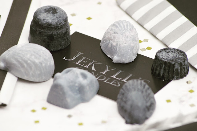 Lovelaughslipstick blog - Jekyll's Candles Etsy Store Wax Melts Review