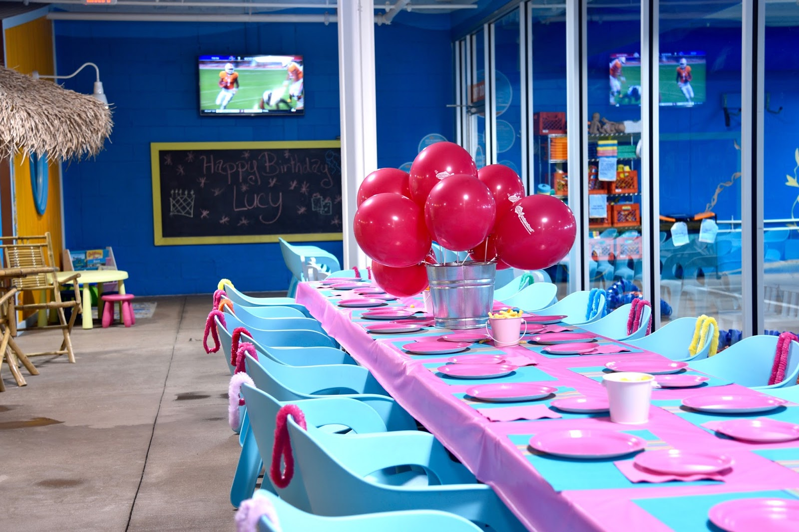 Toddler Birthday Pool Party Home With Keki