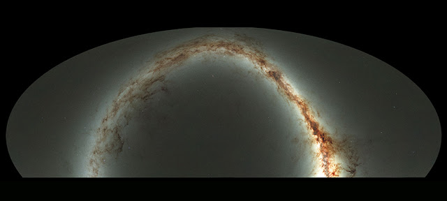 Astronomers release largest digital survey of the visible universe