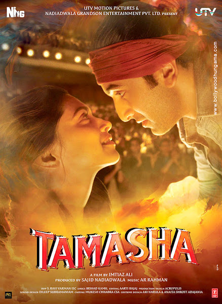 Tamasha (2015) Movie Poster No. 3